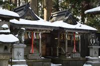 神明社と熊野社 - Ryu Aida's Photo