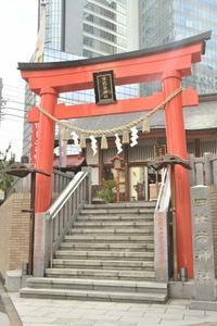日比谷神社 - 僕の足跡