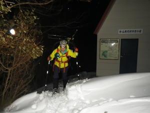 2019.01.05氷ノ山ナイトサイクリング -