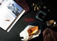 中軽井沢人気パン屋さんhalutaのフレンチトースト♪ - きれいの瞬間~写真で伝えるstory~