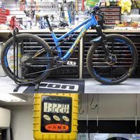 思ったより軽い・・・ - 東京都世田谷 マウンテンバイク&BMXの小川輪業日記