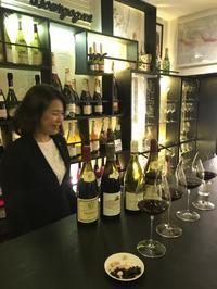2月のワイン会 - ブルゴーニュワインとシャンパン  ラ ブルゴーニュ
