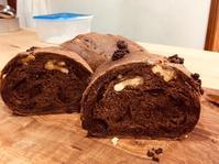 冬のチョコレート - 八女市の蔵でパンを焼く