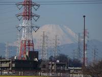 富士山 - 魔王の独り言    おじさんだって頑張ってるんだから(笑)