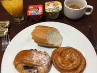 ホテル アルマでの朝食(マラケシュ) - せっかく行く海外旅行のために