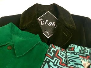 「 VINTAGE CORDUROY ITEMS 」 - GIANT BABY    used&vintage clothing & culture & happy