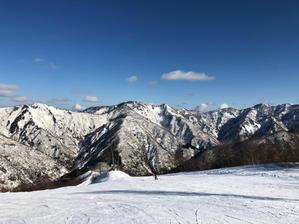 3連休3連スキー(白山セイモアスキー場) - DSこらむ