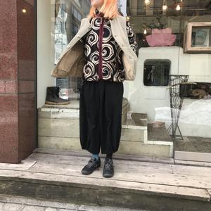 アイヌモレウ柄フリースZIPブルゾン - SAPPORO STAFF BLOG