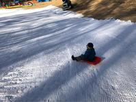リゾナーレ八ヶ岳の冬のアクティビティ〜初めてのそり滑り〜 - Work-life with Children