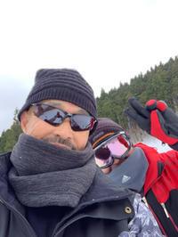 友達スキーは 小学校の頃から… - 漁師です・・・