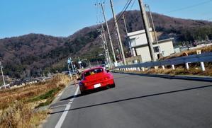 オカちゃんの993納車記念プチランチツーリング NO3 最終章 - Carrera Memo
