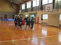 20190114_練習試合 - 日出ミニバスケットボール