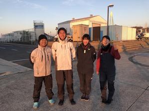2019年初練習! - Siesta Sailing Team