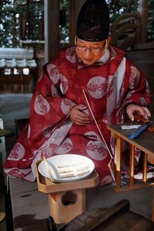 竹田神社 占田祭 - ゲ ジ デ ジ 通 信