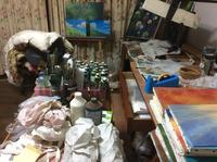 そろそろ個展準備 - ポッと出っスけど杉山ひとみ/水彩画ブログ