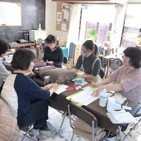 Lea One'sプロジェクトハンドチームの練習会 - 千葉の香りの教室&香りの図書室 マロウズハウス