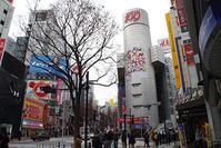 1月15日㈫の109前交差点 - でじたる渋谷NEWS