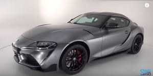New Toyota GR SUPRA! (Z4-CUPE?)FIRST LOOK - Vintage-Watch&Car ♪