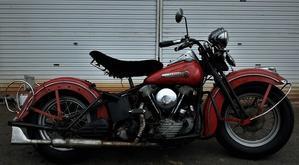 KNUCKLEHEAD 47EL - Cyla motorcycle DEPT.