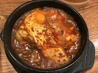 牡蠣の純豆腐チゲ@ジャンモ(多摩) - よく飲むオバチャン☆本日のメニュー