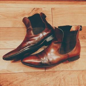 とても大切な靴 - Shoe Care & Shoe Order 「FANS.浅草本店」M.Mowbray Shop