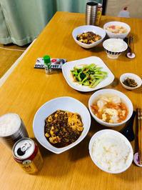 麻婆豆腐など - まるの家のごはんと暮らし