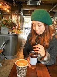 素敵な花&カフェ - eri-quilt日記3