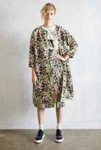 leur logette(ルールロジェット)のグレースフラワー刺繍コート - jasminjasminのストックルーム