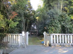 宇波刀神社(神戸町) - 神社好きのページ