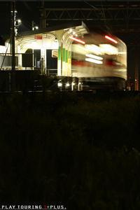 夜の小さな駅 - PTT+.