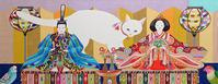 ジェイアール名古屋タカシマヤ「かわばたあきこの世界展」終了しました - エンピツころり