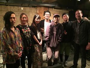 【ライブ後記】Flux and Flow with 武藤祐志&Jr./nouon - message from YUZUMI