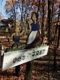 長野そぞろ歩き・原村:八ヶ岳小さな絵本美術館 - 日本庭園的生活