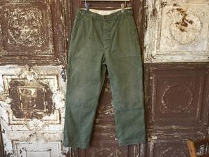 Old Hunting Pants - REAL MONKEY 仙台 ~ Vintage & Antiques ~古着屋