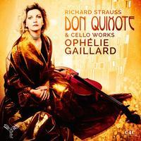 R.Strauss: Don Quixote@Ophélie Gaillard, Julien Masmondet/Czech NSO - MusicArena