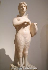 ギリシャ神話のセイレーン像(紀元前330- 320年) - 日刊ギリシャ檸檬の森 古代都市を行くタイムトラベラー