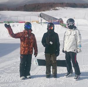 スキー教室 - HOT  DRIVE