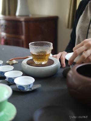 年月を重ねて再び共に味わえるお茶 - お茶をどうぞ♪