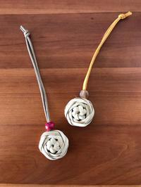 バラのお花のバッグチャーム のワークショップ開催致します❣️ - ton-toko-tontonのブログ