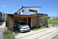 「四つの座をデザインする家」メンテナンスの様子 - 桂建設の日々ブログ