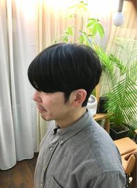 さっぱりと髪を切る。 - 吉祥寺hair SPIRITUSのブログ