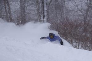 【滑走レポ 2018.12.28】 年末寒波を待ち受けます!!@かぐら - スノーボードが大好きっ!!~ snow life in 2018/2019~