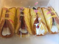 ジェノワーズレッスン - 調布の小さな手作りお菓子教室 アトリエタルトタタン