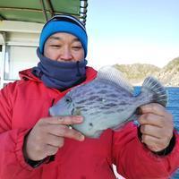 【大鱗】カワハギ釣り! - まんぼう&大鱗 釣果ブログ