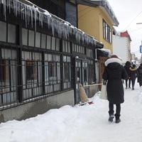 小樽の町を散歩しました。(撮影:1月4日) - ご無沙汰写真館