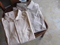yohaku/Tシャツ素材のシャツ - UTOKU Backyard