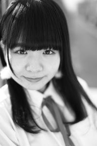 川本好華ちゃん23 - モノクロポートレート写真館