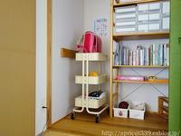 IKEAのワゴン・RÅSKOG(ロースコグ)わが家の使い方 - シンプルで心地いい暮らし