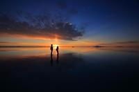 ウユニ塩湖から~Ⅰ - 湘南発〜ドラマチックに