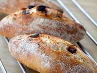 イチジクのフランスパン - Keiko's life style
